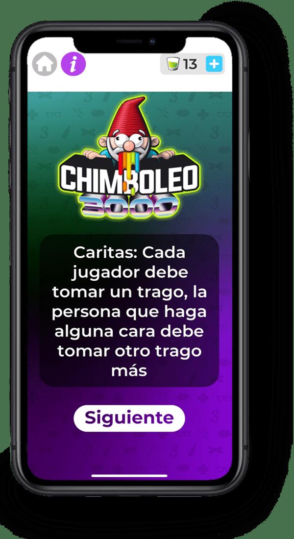 Pantallazo de Chimboleo 3000